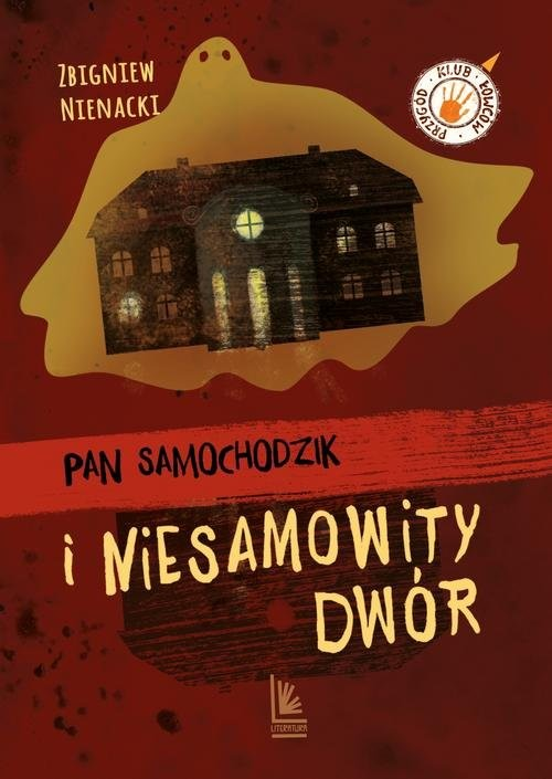 okładka Pan Samochodzik i niesamowity dwór, Książka   Zbigniew Nienacki
