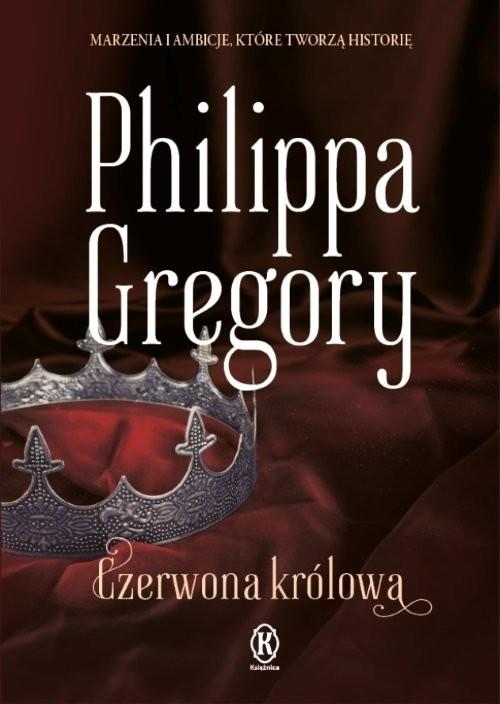 okładka Czerwona królowaksiążka |  | Philippa  Gregory