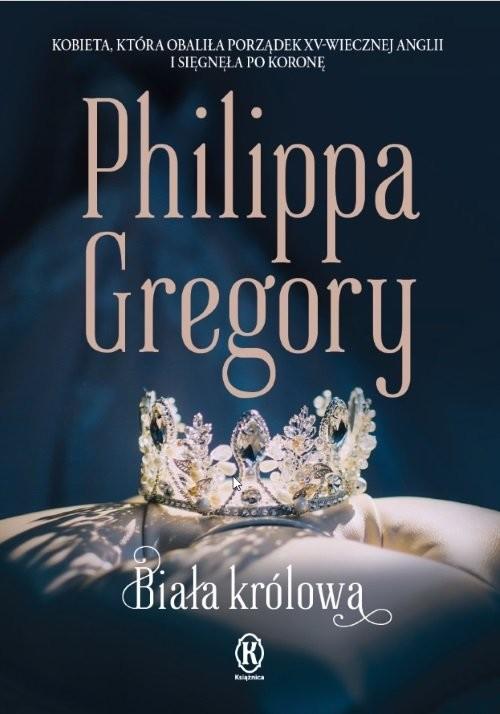 okładka Biała królowaksiążka      Philippa  Gregory