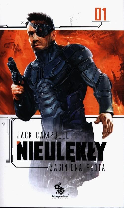 okładka Zaginiona Flota Tom 1 Nieulękłyksiążka |  | Jack Campbell