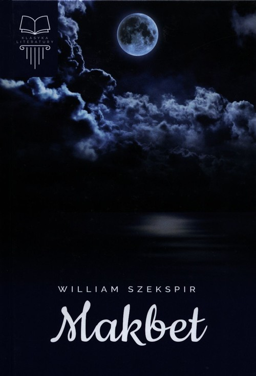 okładka Makbet, Książka   William Szekspir