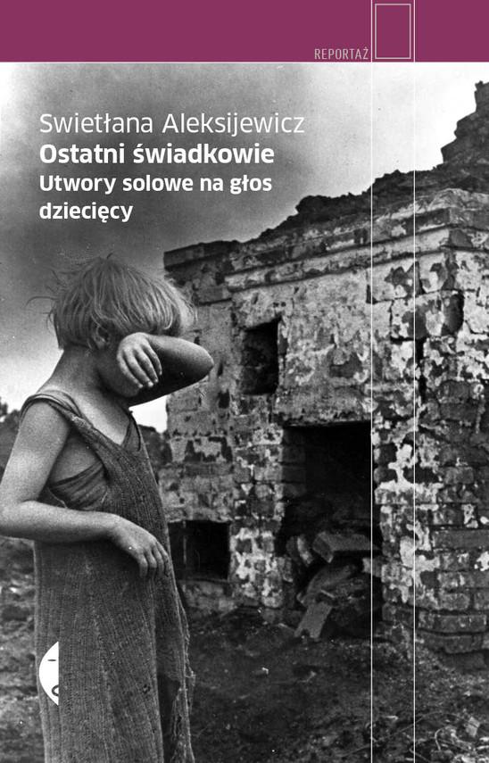 okładka Ostatni świadkowieaudiobook | MP3 | Swietłana Aleksijewicz