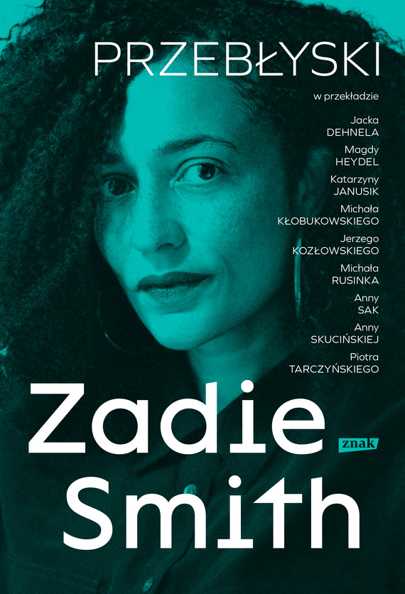 okładka Przebłyskiebook | epub, mobi | Zadie Smith
