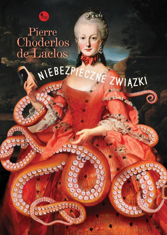 okładka Niebezpieczne związki, Ebook   de Laclos Pierre Choderlos