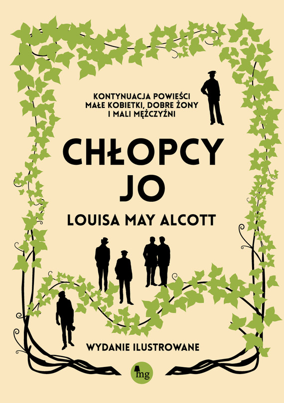 okładka Chłopcy Jo, Ebook   Louisa May Alcott