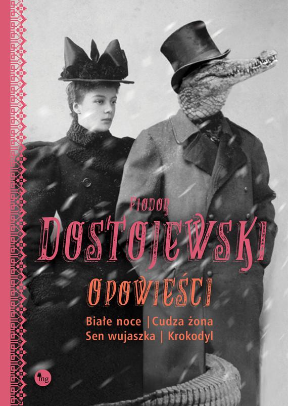 okładka Opowieści, Ebook   Fiodor Dostojewski