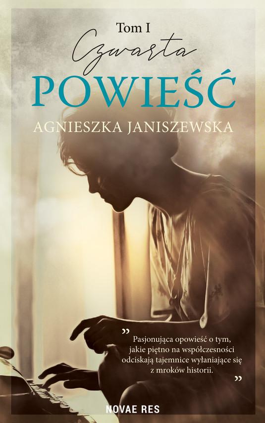 okładka Czwarta powieść Tom Iebook | epub, mobi | Agnieszka  Janiszewska