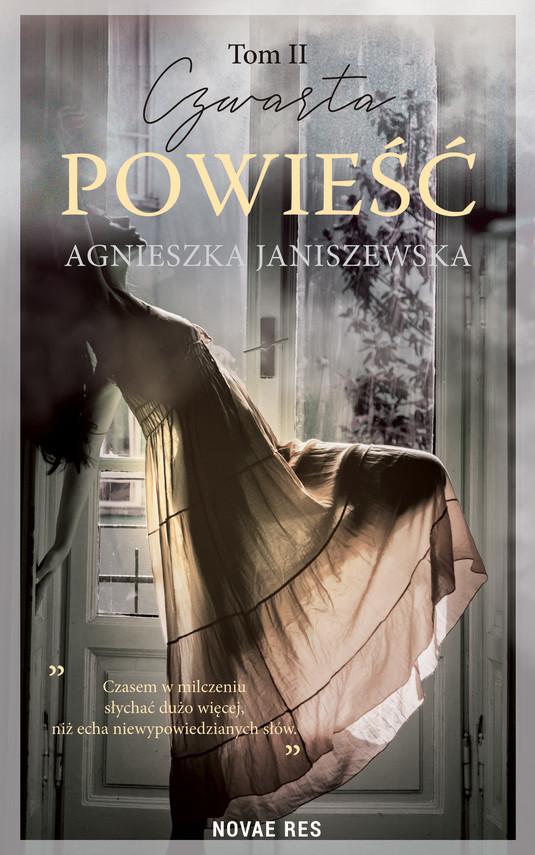 okładka Czwarta powieść Tom IIebook | epub, mobi | Agnieszka  Janiszewska