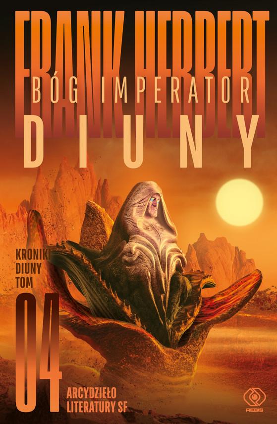 okładka Bóg Imperator Diunyebook | epub, mobi | Frank Herbert