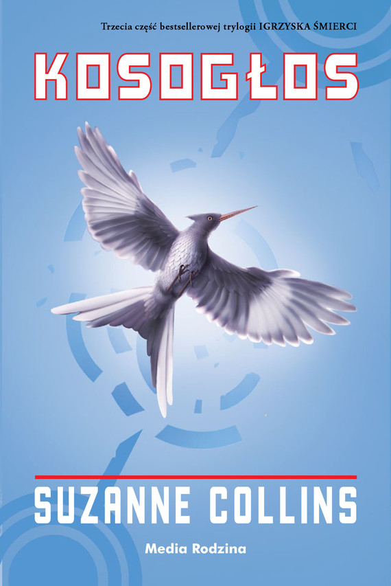 okładka Kosogłosebook | epub, mobi | Suzanne Collins