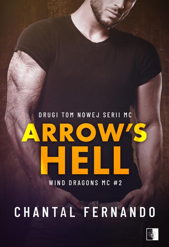 okładka Arrow's Hellebook | epub, mobi | Chantal Fernando