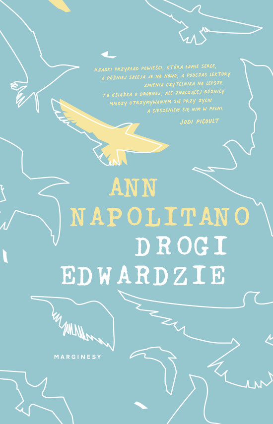 okładka Drogi Edwardzieebook | epub, mobi | Napolitano Ann