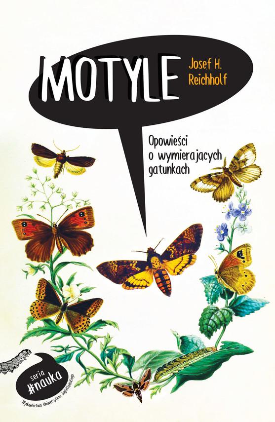 okładka Motyleebook | epub, mobi | Josef H. Reichholf