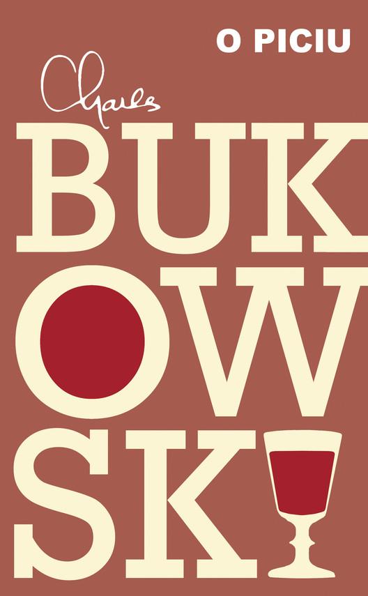 okładka O piciuebook | epub, mobi | Charles Bukowski