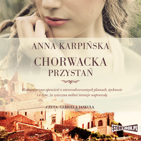 okładka Chorwacka przystańaudiobook | MP3 | Anna Karpińska