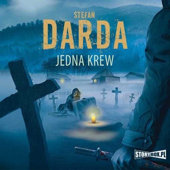okładka Jedna krewaudiobook | MP3 | Stefan Darda
