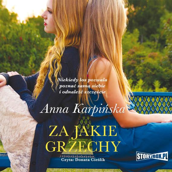 okładka Za jakie grzechy?audiobook | MP3 | Anna Karpińska