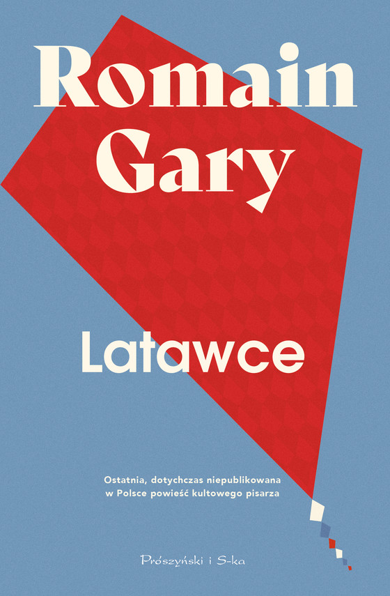 okładka Latawceebook   epub, mobi   Romain Gary