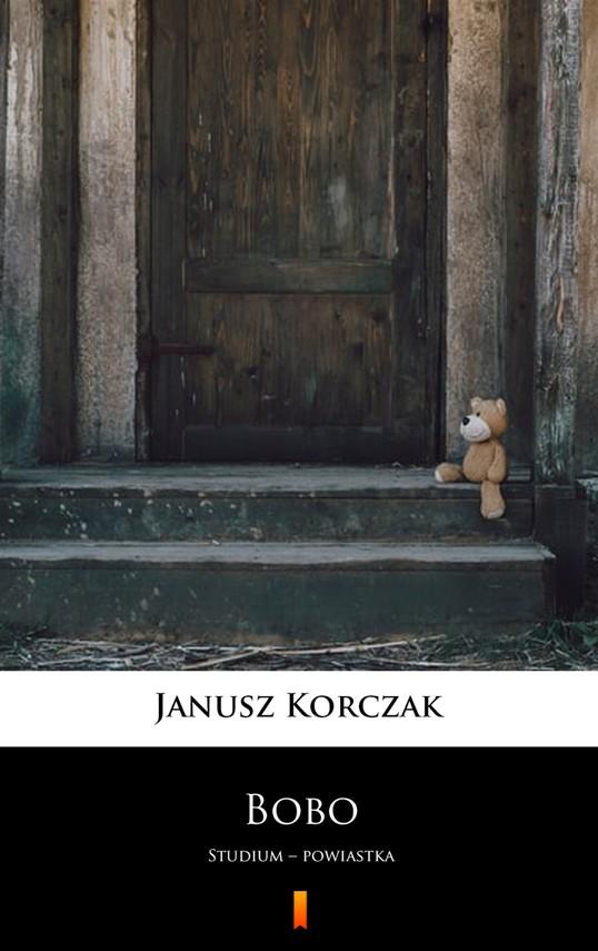 okładka Boboebook | epub, mobi | Janusz Korczak