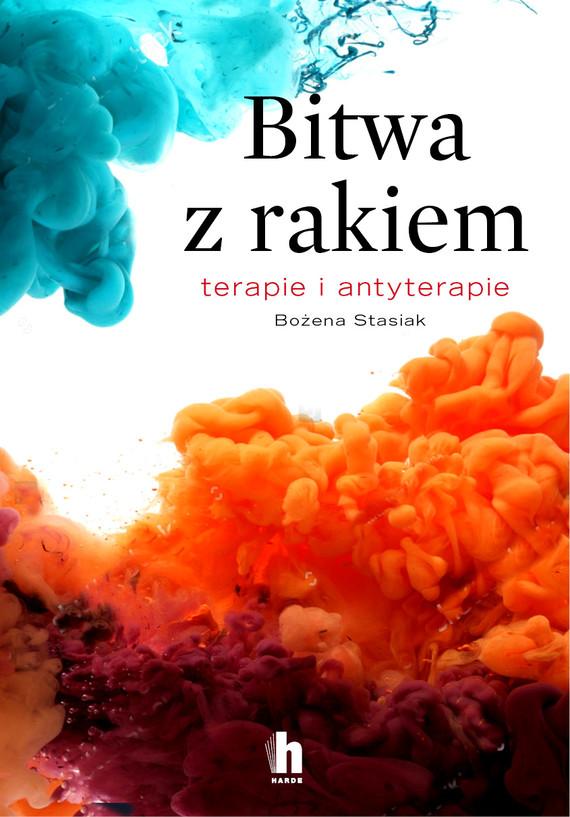 okładka Bitwa z rakiemebook | epub, mobi | Stasiak Bożena