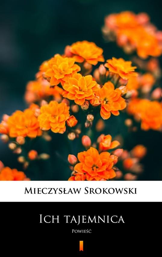 okładka Ich tajemnicaebook   epub, mobi   Mieczysław Srokowski