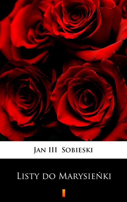 okładka Listy do Marysieńkiebook | epub, mobi | III Sobieski Jan