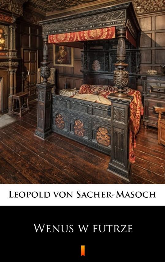 okładka Wenus w futrzeebook | epub, mobi | Leopold von Sacher-Masoch