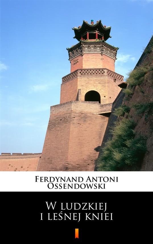 okładka W ludzkiej i leśnej knieiebook | epub, mobi | Ferdynand Antoni Ossendowski