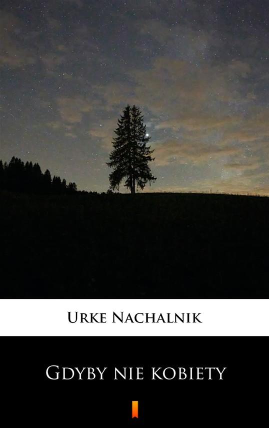 okładka Gdyby nie kobietyebook | epub, mobi | Urke Nachalnik