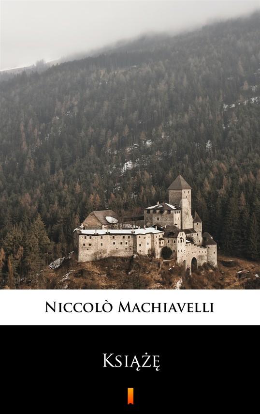 okładka Książęebook | epub, mobi | Niccolò  Machiavelli