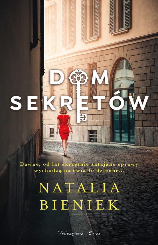 okładka Dom sekretówebook   epub, mobi   Bieniek Natalia