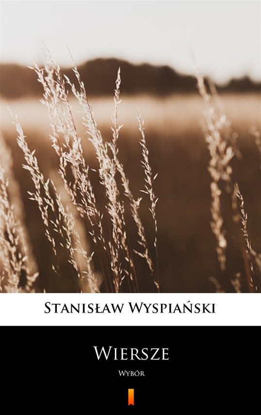 okładka Wierszeebook   epub, mobi   Stanisław Wyspiański
