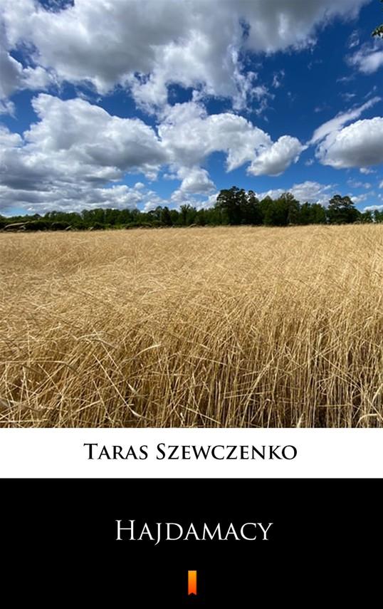 okładka Hajdamacyebook | epub, mobi | Taras Szewczenko