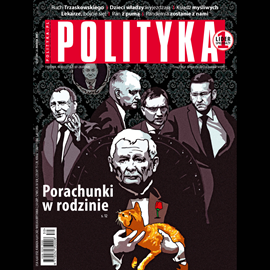 okładka AudioPolityka Nr 30 z 22 lipca 2020 roku, Audiobook | Polityka