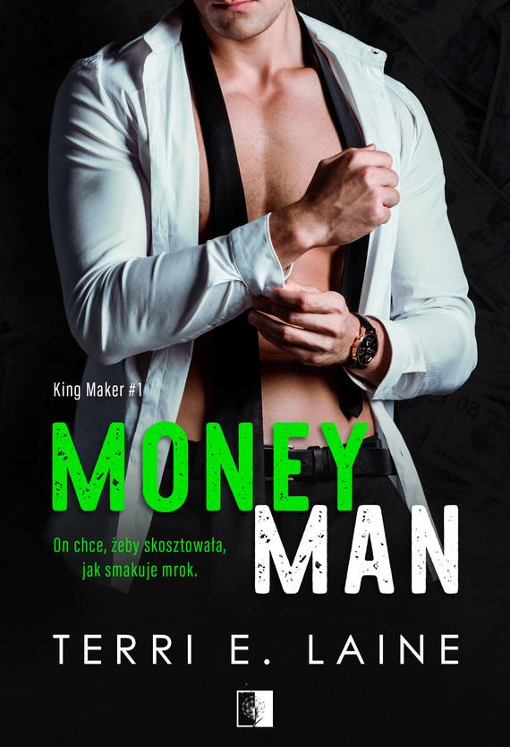 okładka Money Manebook   epub, mobi   Terri E. Laine