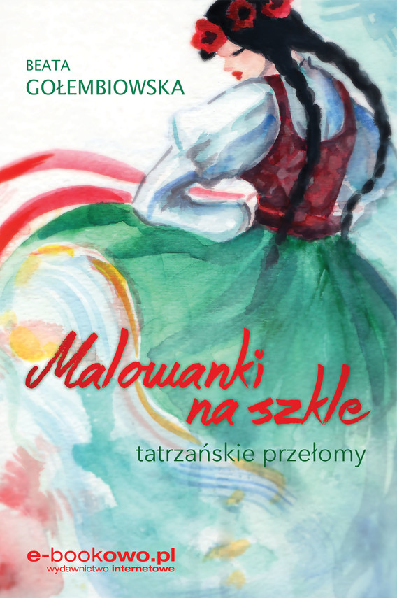 okładka Malowanki na szkleebook | epub, mobi | Beata Gołembiowska