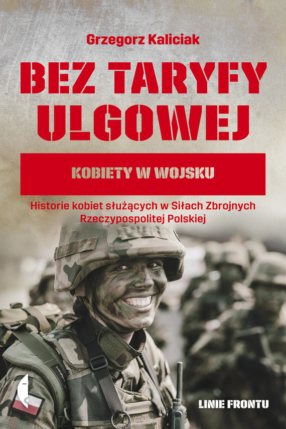 okładka Bez taryfy ulgowejebook   epub, mobi   Grzegorz Kaliciak