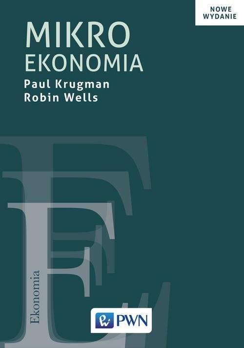 okładka Mikroekonomiaksiążka      Paul Krugman, Robin Wells