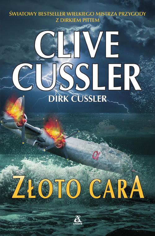 okładka Złoto caraksiążka      Cussler Clive, Dirk Cussler