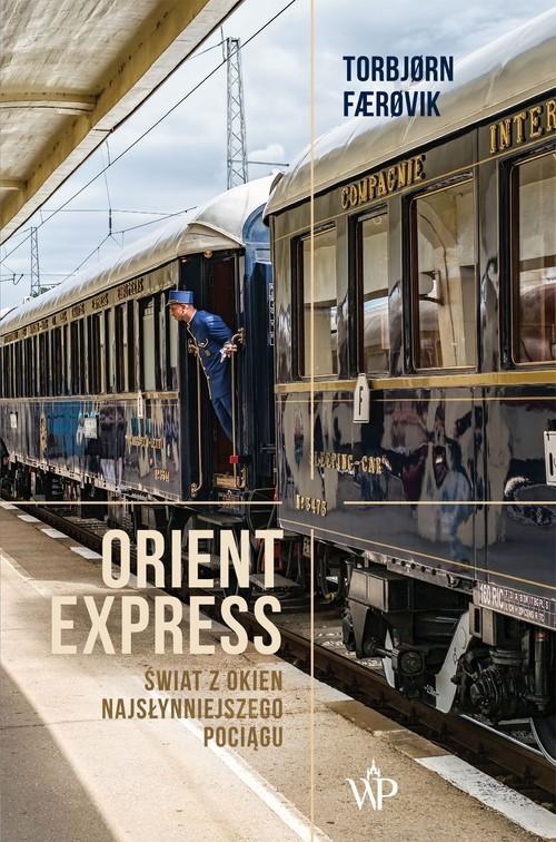 okładka Orient Expressksiążka      Farovik Torbjorn