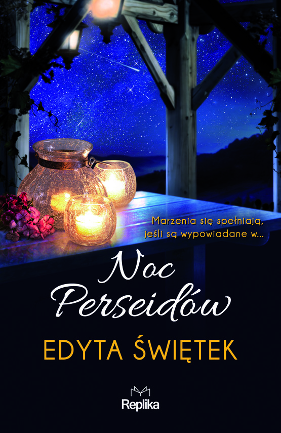 okładka Noc Perseidówebook | epub, mobi | Edyta Świętek