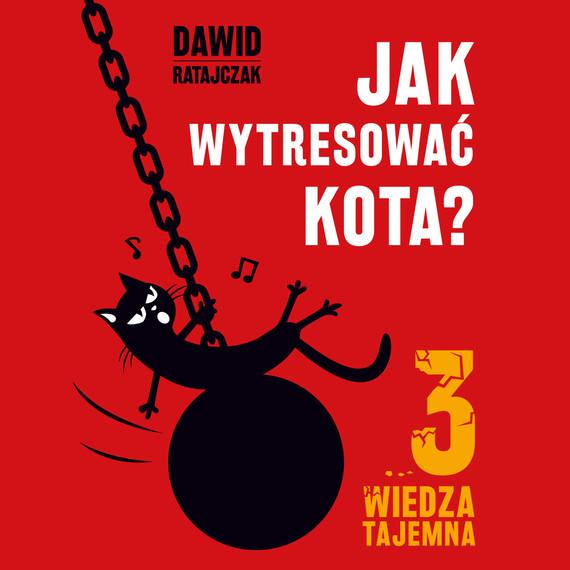 okładka Jak wytresować kota 3. Wiedza tajemnaaudiobook | MP3 | Dawid Ratajczak