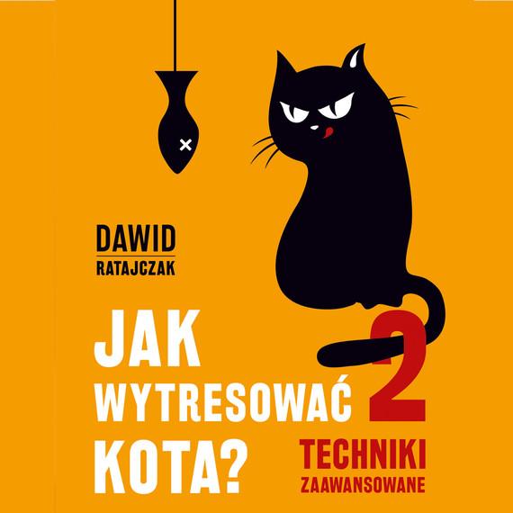 okładka Jak wytresować kota 2. Techniki zaawansowaneaudiobook | MP3 | Dawid Ratajczak