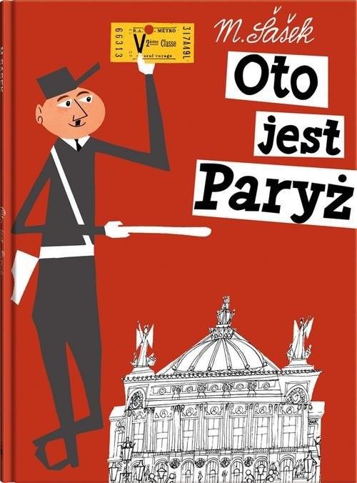 okładka Oto jest Paryżksiążka |  | Sasek Miroslav