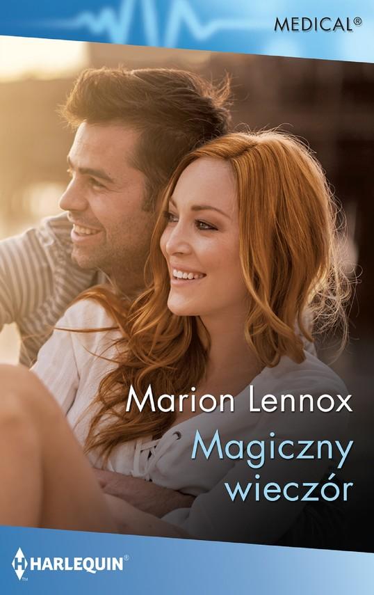okładka Magiczny wieczórebook | epub, mobi | Marion Lennox