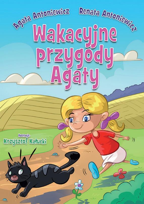 okładka Wakacyjne przygody Agatyebook | epub, mobi | Agata Antoniewicz, Renata Antoniewicz