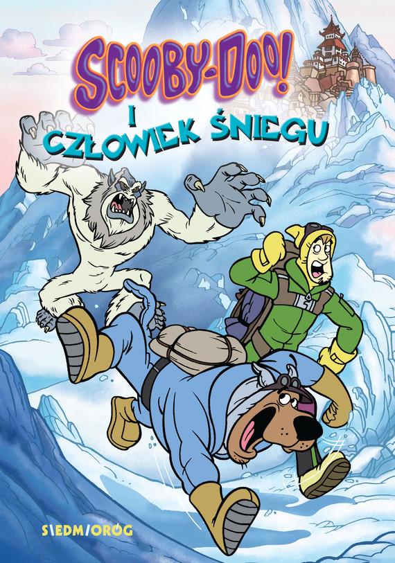 okładka Scooby-Doo! I Człowiek Śnieguebook | epub, mobi | Opracowanie zbiorowe