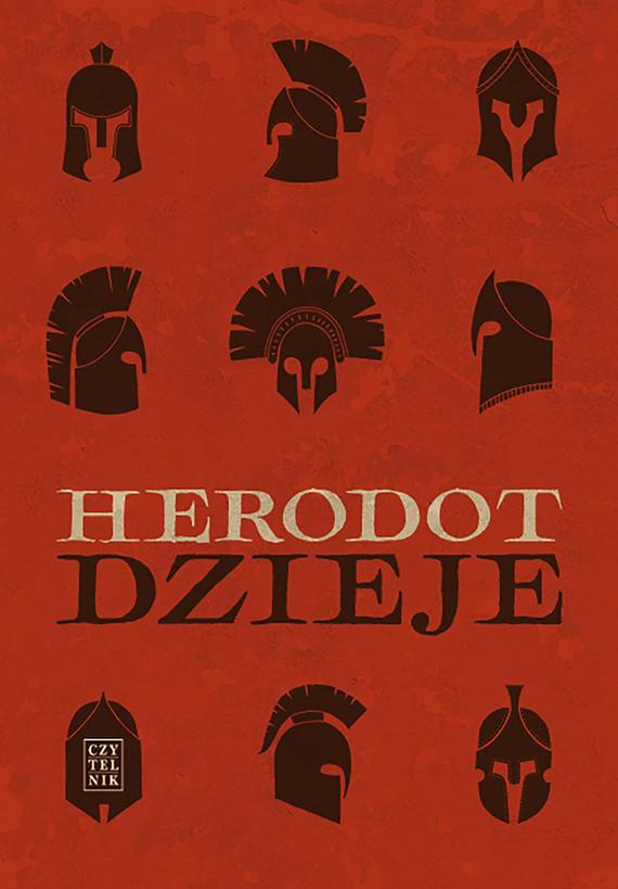 okładka Dziejeebook | epub, mobi | Herodot
