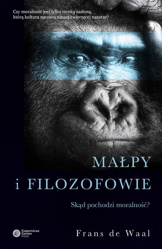 okładka Małpy i filozofowieebook | epub, mobi | Frans de Waal