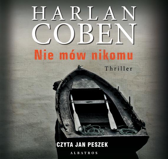 okładka NIE MÓW NIKOMUaudiobook | MP3 | Harlan Coben